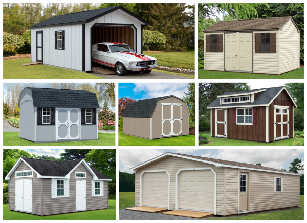 Sheds In Binghamton Ny Pine Creek Structures