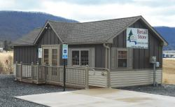 New Pine Creek Structures Office Building in Mill Hall, PA
