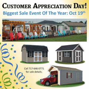 Pine Creek Structures of Hanover Customer Appreciation Day October 19,2019