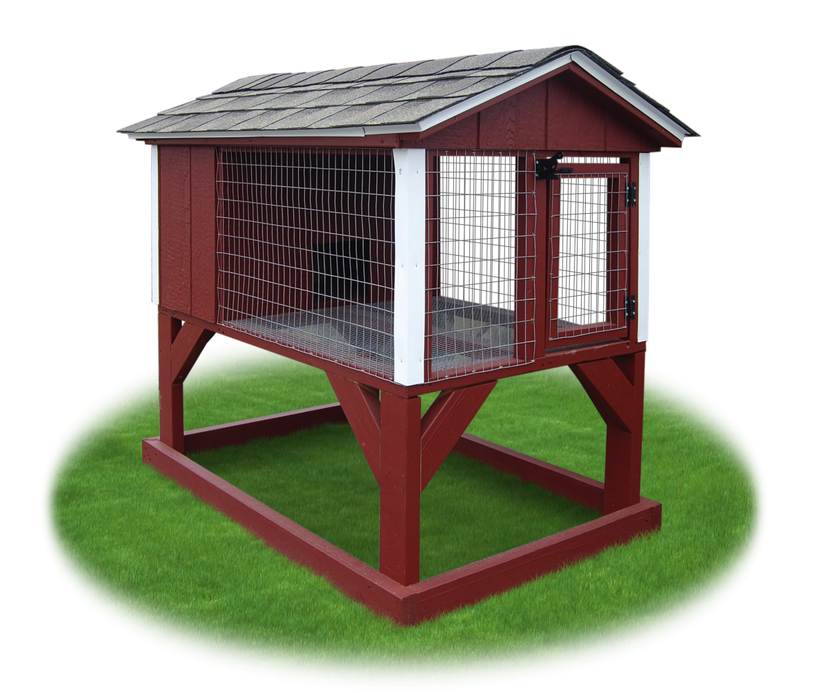 double product new hutches outdoor a hutch frame green b acres rabbit living
