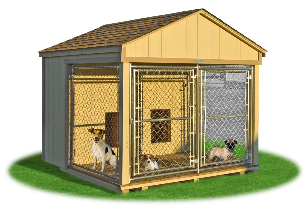 Door Wire Dog Kennel