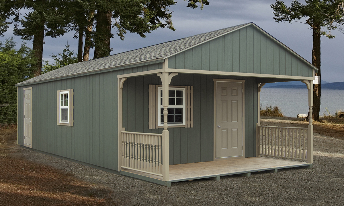 Getaway Cabins | Pine Creek Structures