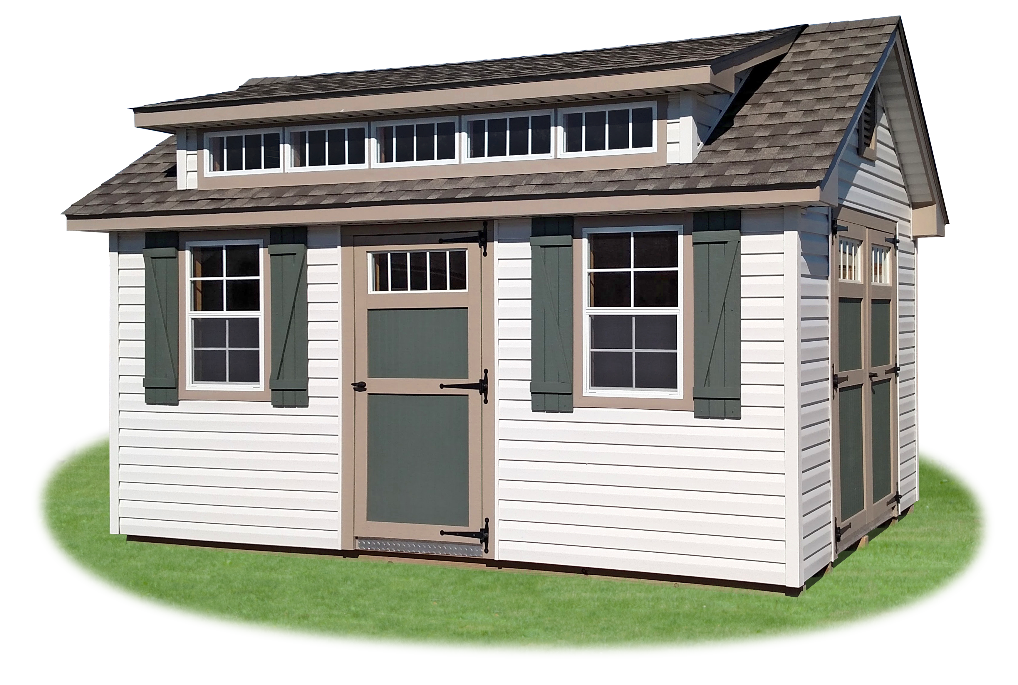 What 39 s new at pine creek structures pine creek structures for Cape cod dormer