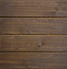 walnut stain color sample for cedar siding