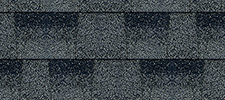 Biscayne Blue optional color sample for lifetime architectural shingles