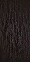 dark brown color sample for vinyl coated aluminum trim, fiberglass doors, vinyl shutters, and vinyl flower boxes