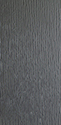 charcoal grey color sample for vinyl coated aluminum trim, fiberglass doors, vinyl shutters, and vinyl flower boxes