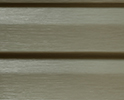 Meadow optional color sample for lifetime vinyl siding