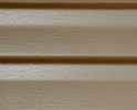 artisan clay standard color sample for lifetime vinyl siding