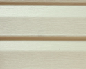 classic sand standard color sample for lifetime vinyl siding