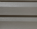 Graphite Grey standard sample for lifetime vinyl siding