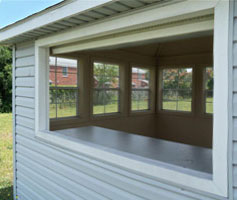 commercial portables concession stand 2c