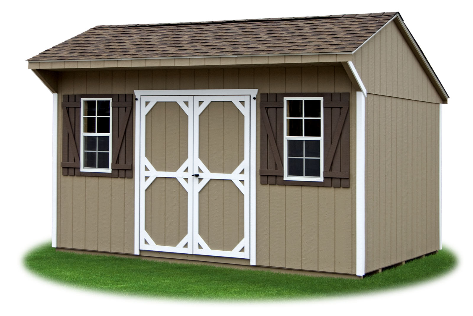 10x14 LP Sided Cottage Storage Shed From Pine Creek Structures  sc 1 st  Pine Creek Structures & Cottage Style Storage Sheds | Pine Creek Structures