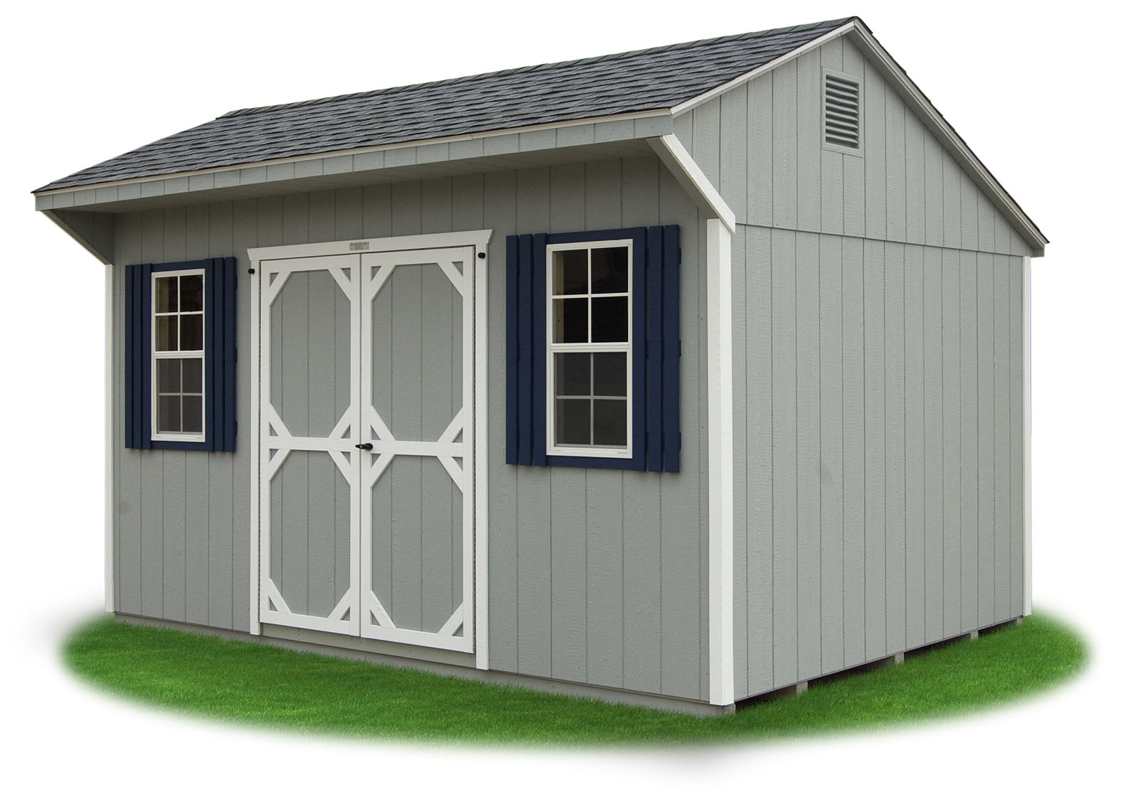 Cottage Style Storage Sheds Pine Creek Structures