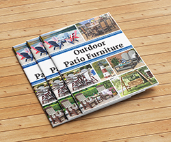 2020 Outdoor Patio Furniture & Outdoor Decor brochure cover