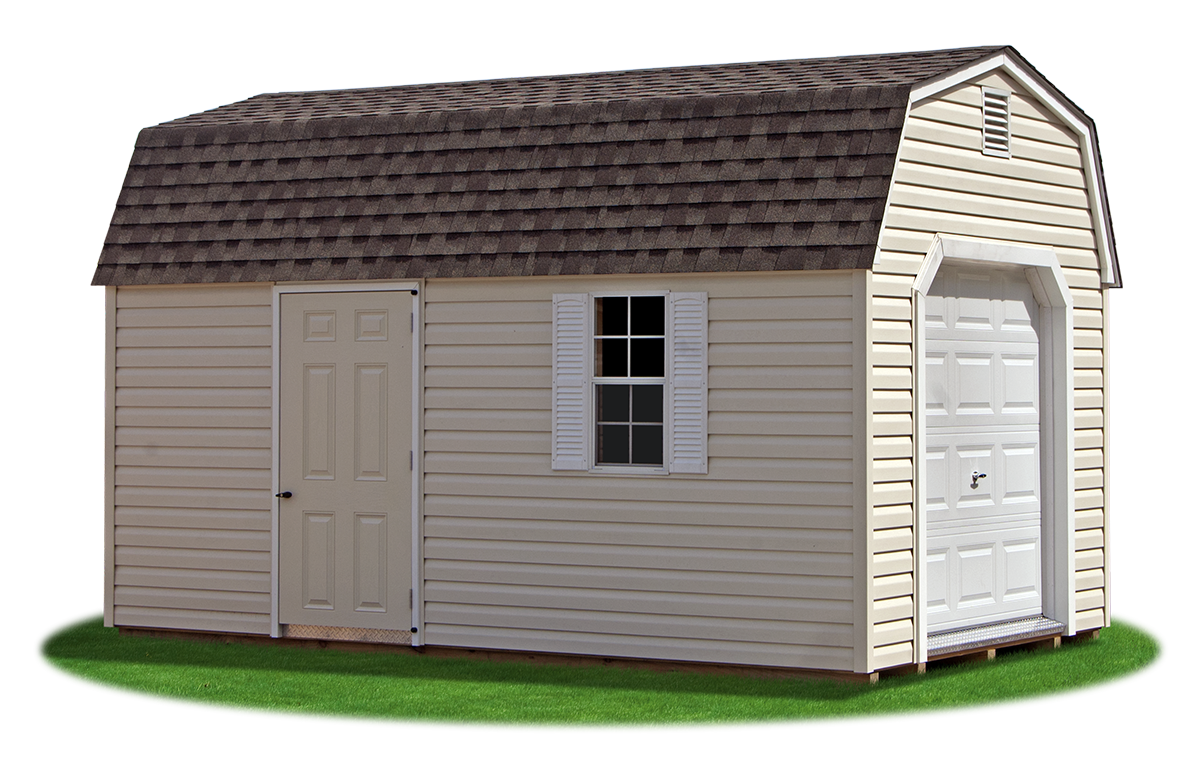 gambrel barns pine creek structures 10 x14 gambrel barn with lp smart side
