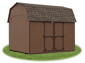 economy madison dutch barn storage shed with LP Smart Side