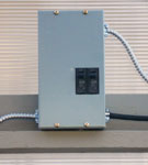 greenhouse option - electrical package - breaker box