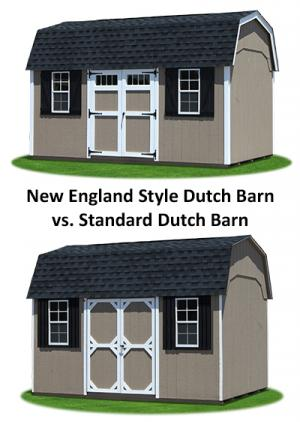 Pine Creek Structures Options: The New England Package