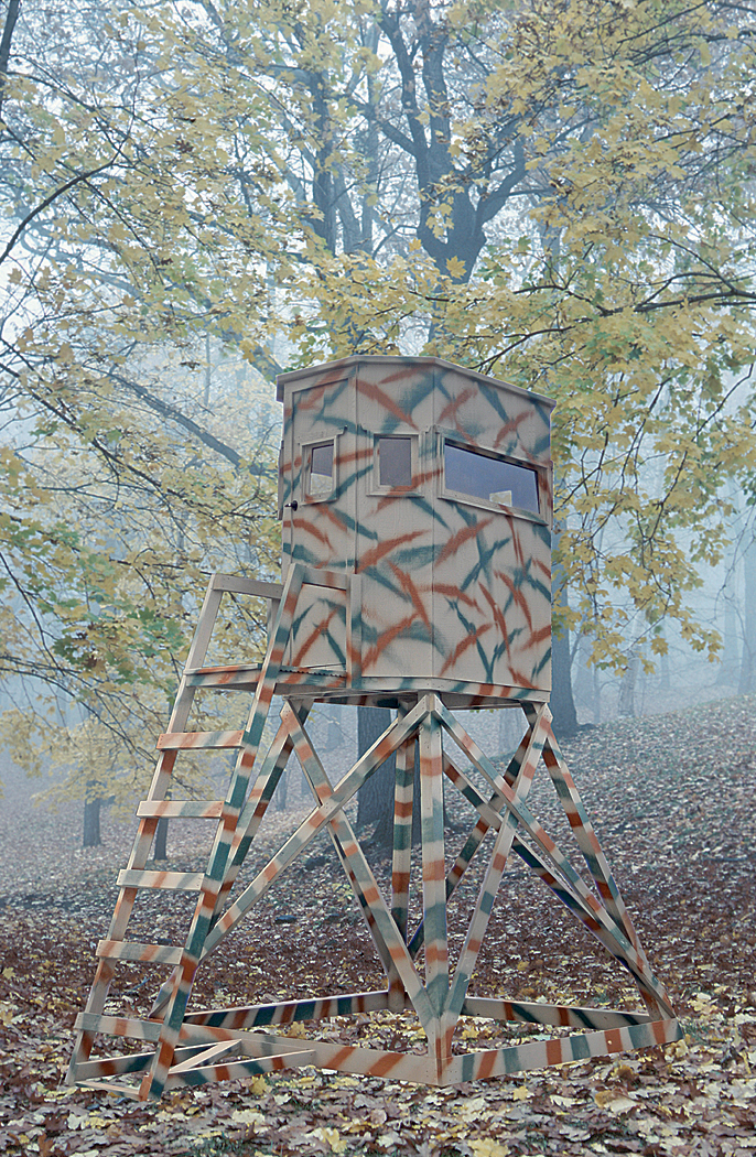 The Wylde Series Hunting Blind | Pine Creek Structures
