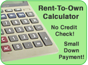 rent to own calculator