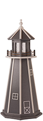 Pine Creek Structures Outdoor Decor - Standard Lighthouse Design