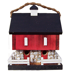 Pine Creek Structures Outdoor Decor - Barn Birdhouse