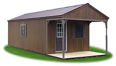 White Deer Cabin available at Pine Creek Structures