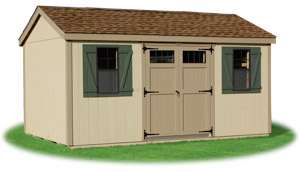 side entry smart side peak shed 3