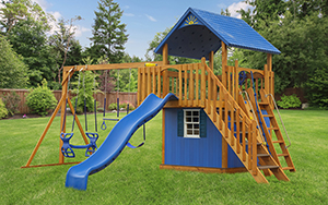 The Storm Chaser Wood Play Set