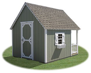 The Clubhouse Playhouse from Pine Creek Structures