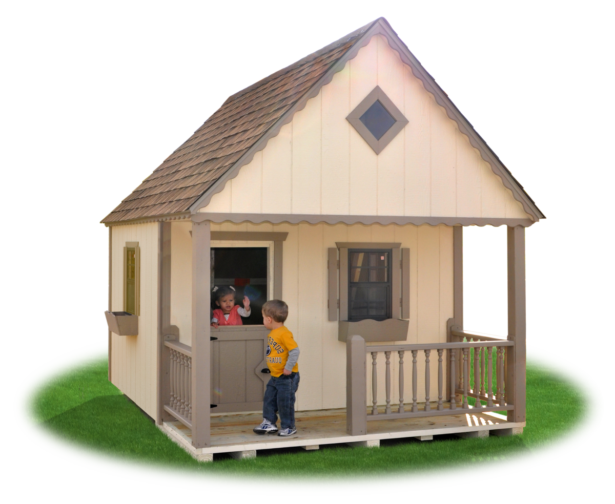 clubhouse playhouse  sc 1 st  Playhouses | Pine Creek Structures & Playhouses | Pine Creek Structures