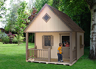 Other Products by Pine Creek Structures - playhouses and play sets