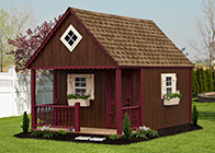 Other Products by Pine Creek Structures - playhouses for kids