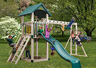 Other Products by Pine Creek Structures - swing sets and play sets