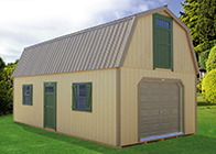 Other Products by Pine Creek Structures - two stories