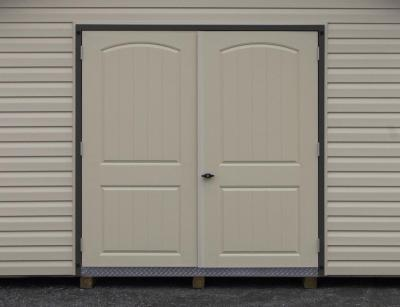 Colonial Archtop Fiberglass Door Option