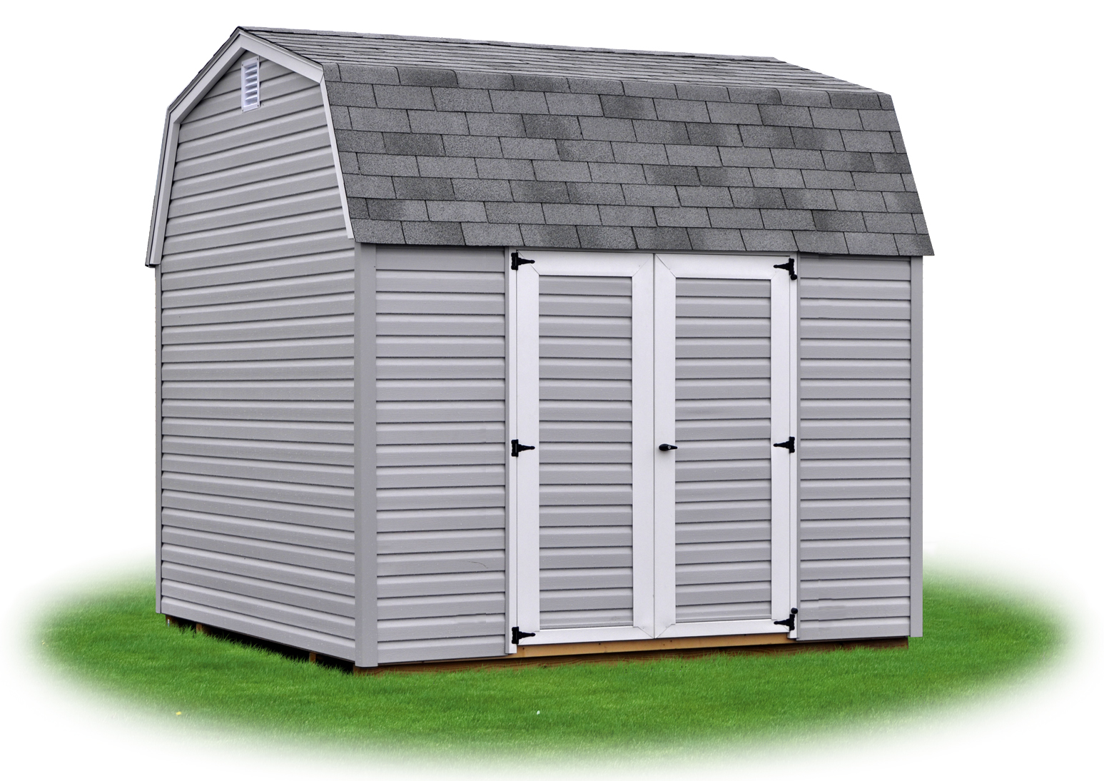 foundation sheds storage shed storemax with duramax garden vinyl in kit