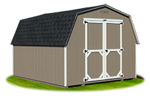 economy madison mini barn with LP Smart Side