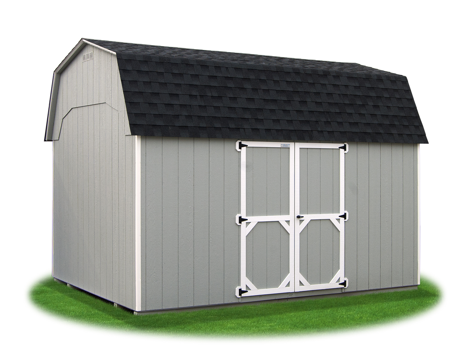 10 X 14 Madison Dutch Shed With LP Smart Side