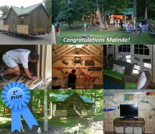 Pine Creek Structures Show Off Your Shed Photo Contest grand prize winner