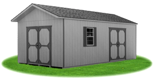 front entry smart side peak shed 2