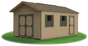 peak shed organizer package