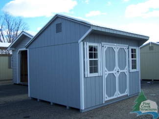 10 X 12 Cottage Style Shed in Hazleton, Wilkes barre, Scranton