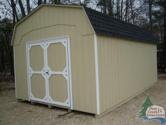 12x20 Dutch Style Shed(Includes 2 Shelves and a 4' Loft!) in Manassas, VA