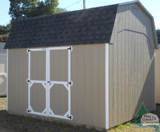 10X12 Storage Barn by Pine Creek Structures CT