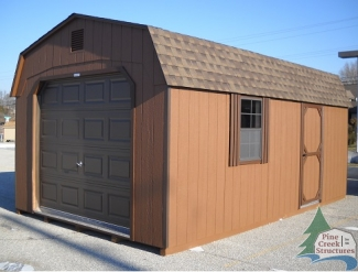 12x20 Dutch Barn By Pine Creek Structures