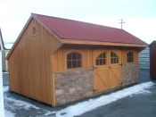 12 x 20 Carriage House