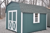 10'x12' High-Wall Barn