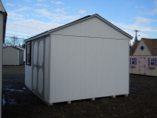 10X12 Storage Shed by Pine Creek Structures CT